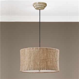 UTTERMOST BURKSON 3 LIGHT PENDANT 21935