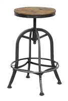 Classic Home Swivel Top Round Stool 292765