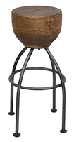 Classic Home  Round Stool 293596