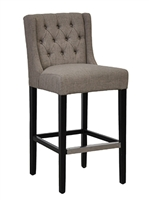 Classic Home Seagrass Cushioned Barstool 316759