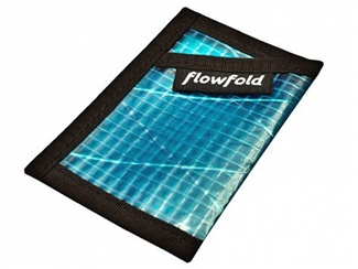 The Grommet Flow Fold Minimalist Wallet - Green 332004