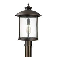 2 Light Outdoor Post Lantern
