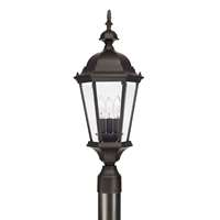 4 Light Outdoor Post Fixture