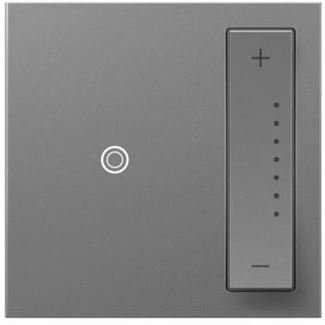 Legrand Adorne sofTap Dimmer, Wireless Remote in Magnesium Finish - ADTPMRUM2