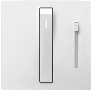 Legrand Adorne Wireless Remote Whisper Dimmer in White Finish - ADWRMRUW2