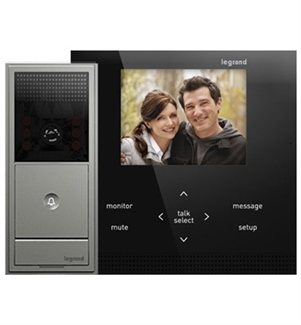 Legrand adorne Video Intercom Kit - AI6100M1
