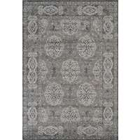 Alexandria 11 Walnut Power-Loomed Area Rug 2'x3' by Amer
