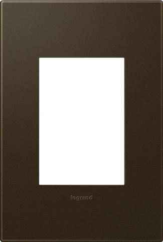 Legrand Adorne Bronze Switch Plate in Bronze Finish - AWP1G3BR4