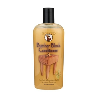Howards Butcher Block Conditioner 12oz BBC012
