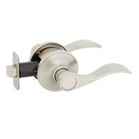 Delaney Bennett Passage Lever Satin Nickel BE5011