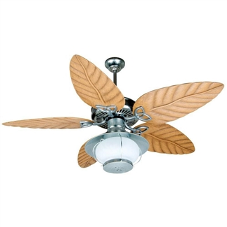 "52"" Outdoor Patio Ceiling Fan Kit"