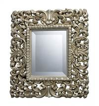 Sterling Bryan Mirror In Montgomery Silver  DM1931