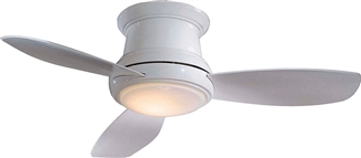"44"" Flush Mount Ceiling Fan"