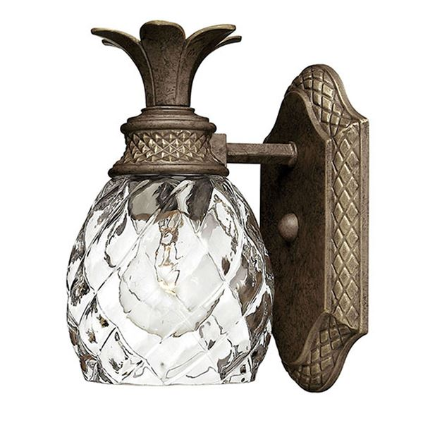 Plantation Bath Sconce