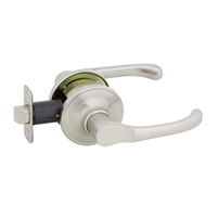 Delaney Newport Privacy Lever Satin Nickel KN5021