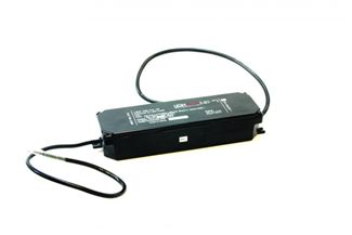 American Lighting DC Power Supplies Black LED-DR100-12