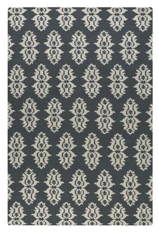 Uttermost Saint George 5 X 8 Rug - Blue Gray - 71027-5