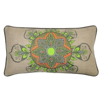Classic Home Villa Flare Throw Pillow V750201